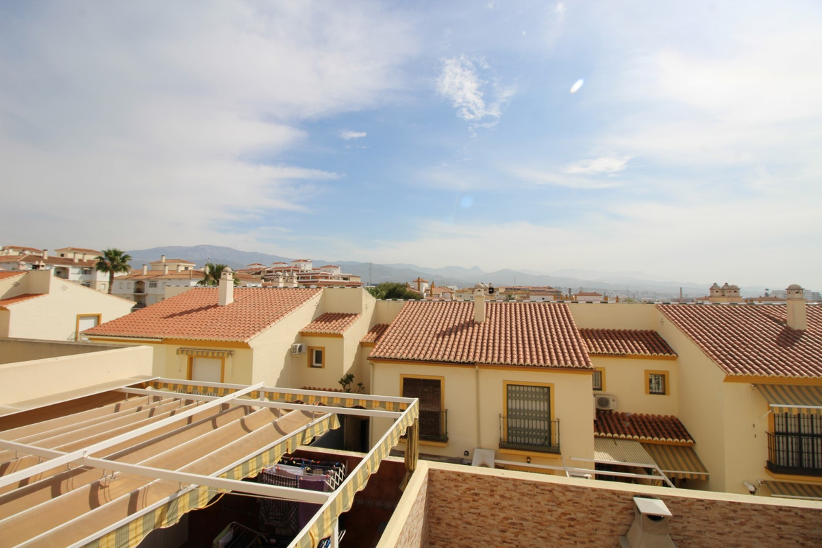 Nice townhouse, newly renovated and furnished in Torre del Mar. The property is divided into a spaci,Spain