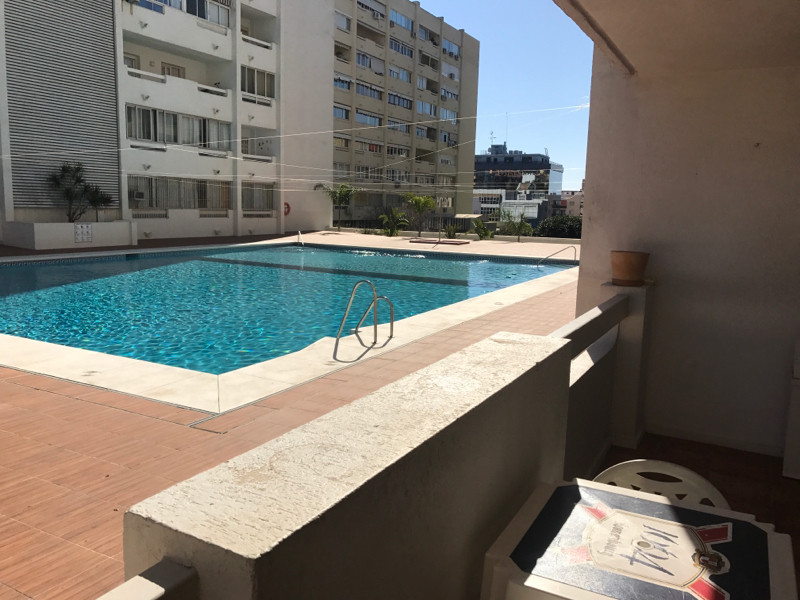 Apartment located in the center of Marbella facing south. The apartment is located a few meters from,Spain