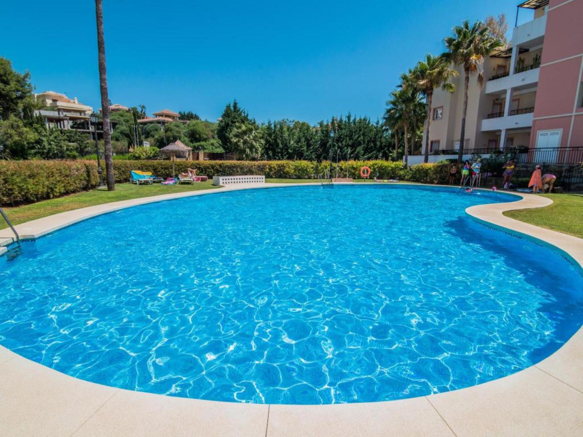 RENTED The Urbanization River Garden is located in Nueva Andalucia, a few minutes from Puerto Banus,,Spain