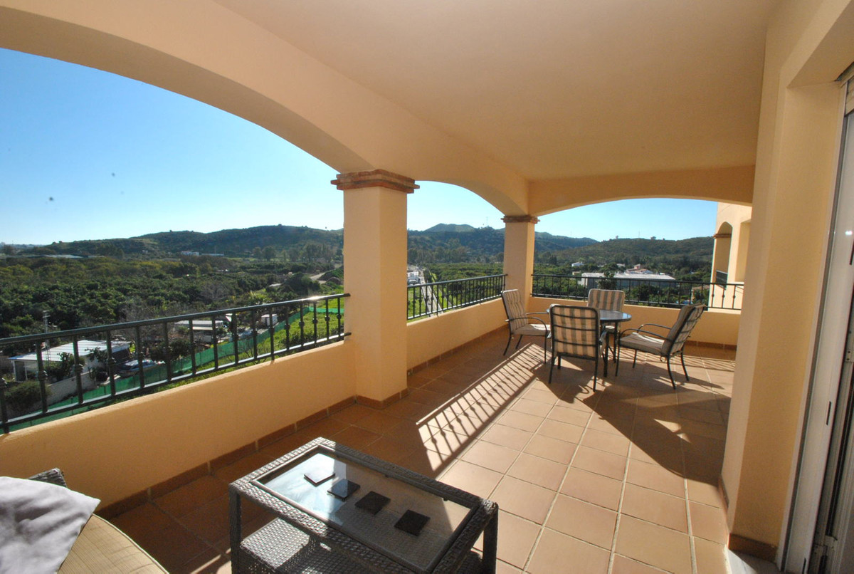 A fabulous large and bright apartment in the popular La Cala Hills urbanisation close to Mijas Golf., Spain