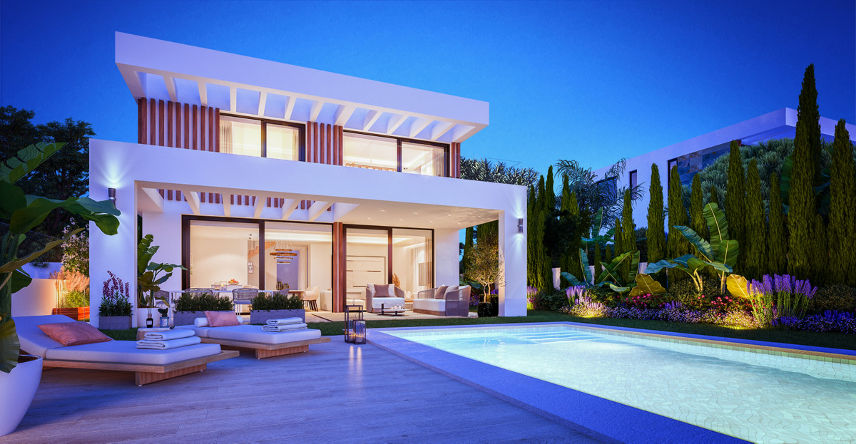 New Development: Prices from € 580,000 to € 1,185,000. [Beds: 3 - 5] [Baths: 3 - 4] [Built,Spain
