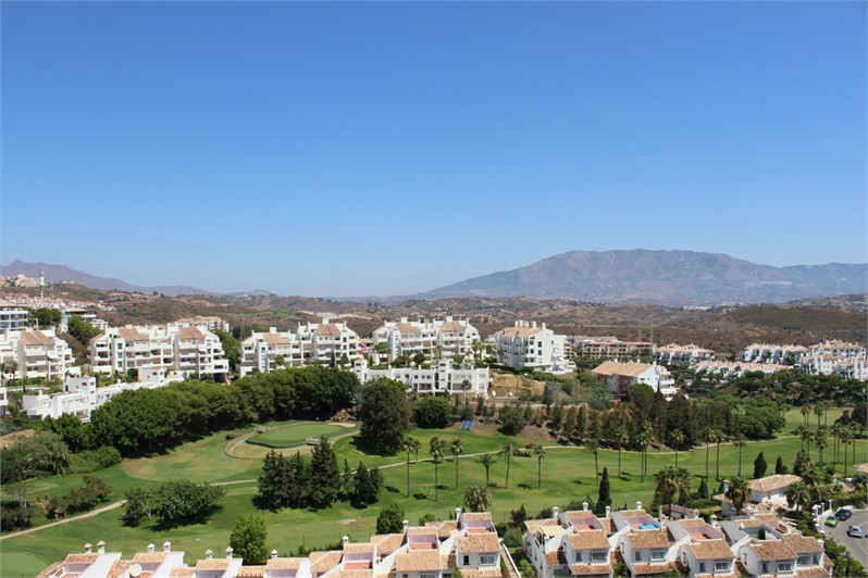 Stunning views from this large and beautiful terrace. The apartment consists of two large bedrooms, ,Spain