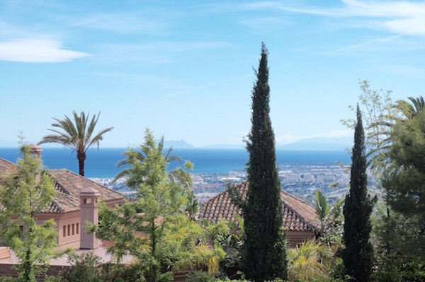 One of the very best plots available in Sierra Blanca to date, with fabulous west facing sea views, ,Spain