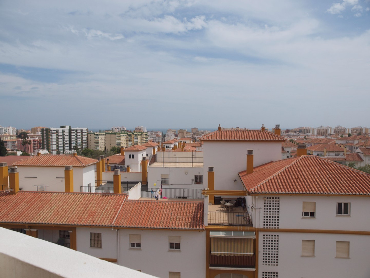 Super penthouse near the Institute with panoramic views in Torre del Mar. It has a spacious living r, Spain