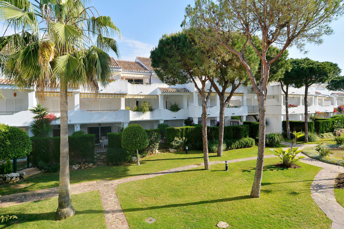 Charming south-facing groundfloor apartment with private garden! Also includes a private underground, Spain