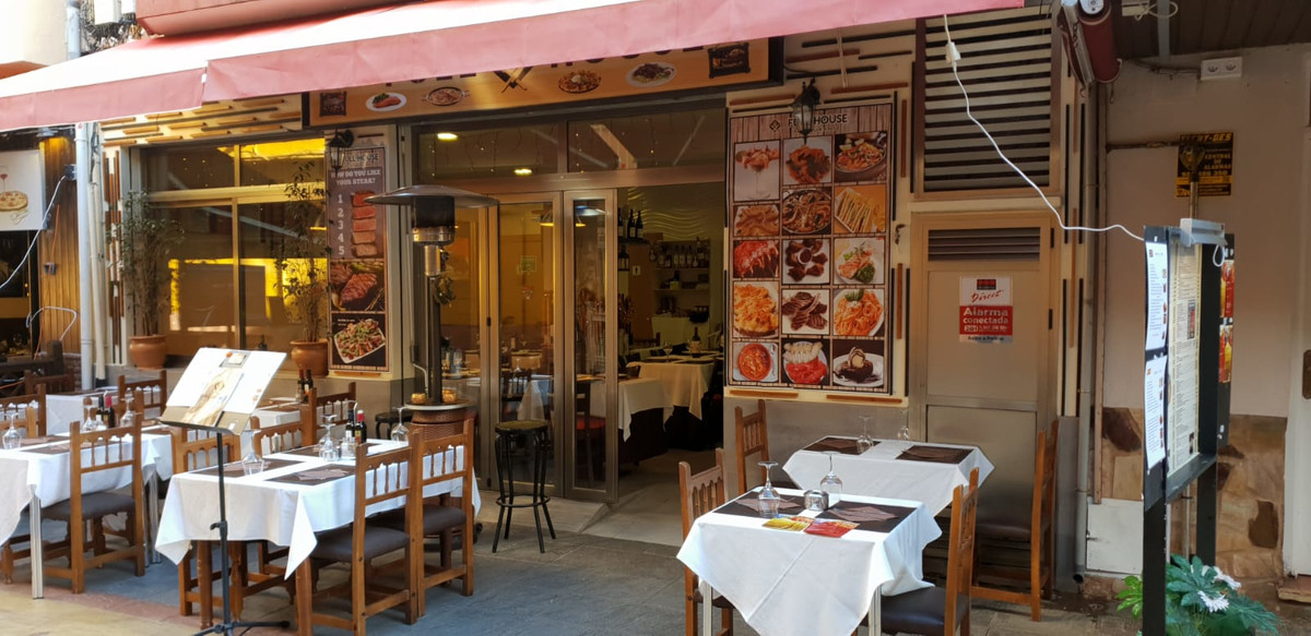 A super opportunity to acquire this up and running bar and restaurant located on the busiest food st, Spain