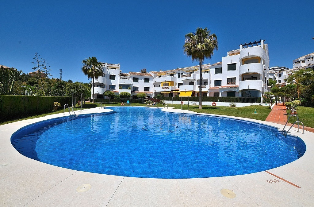 FANTASTIC APARTMENT located in Benalmadena Costa, in a very valued complex with andalusian style. Ea,Spain