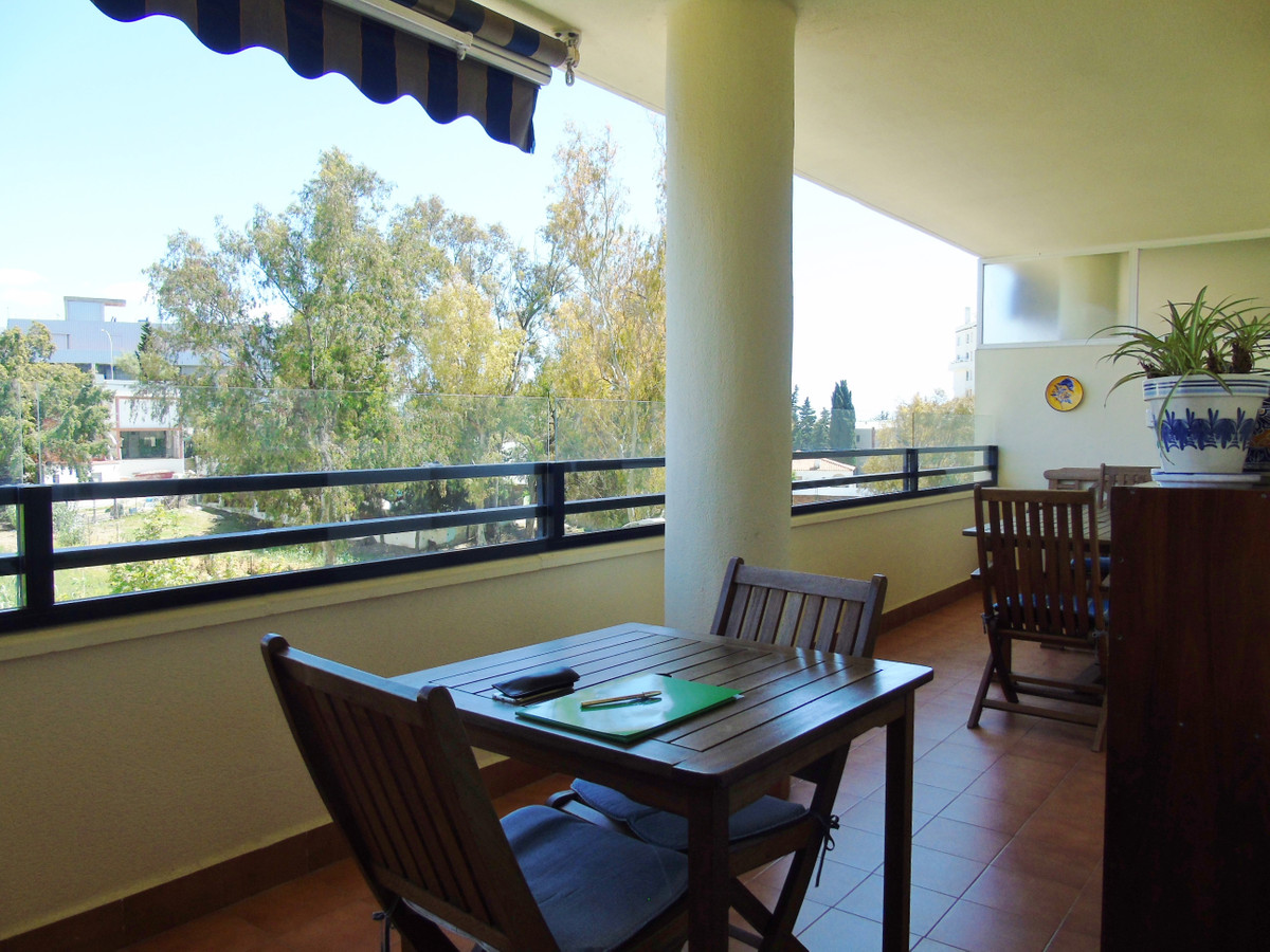 Nice apartment in the center of Marbella. A few meters from the sea, the fishing Port and next to al,Spain