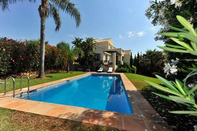 Beautiful villa set in the heart of Mijas Golf,   in a quiet residential location,  beautiful manicu,Spain