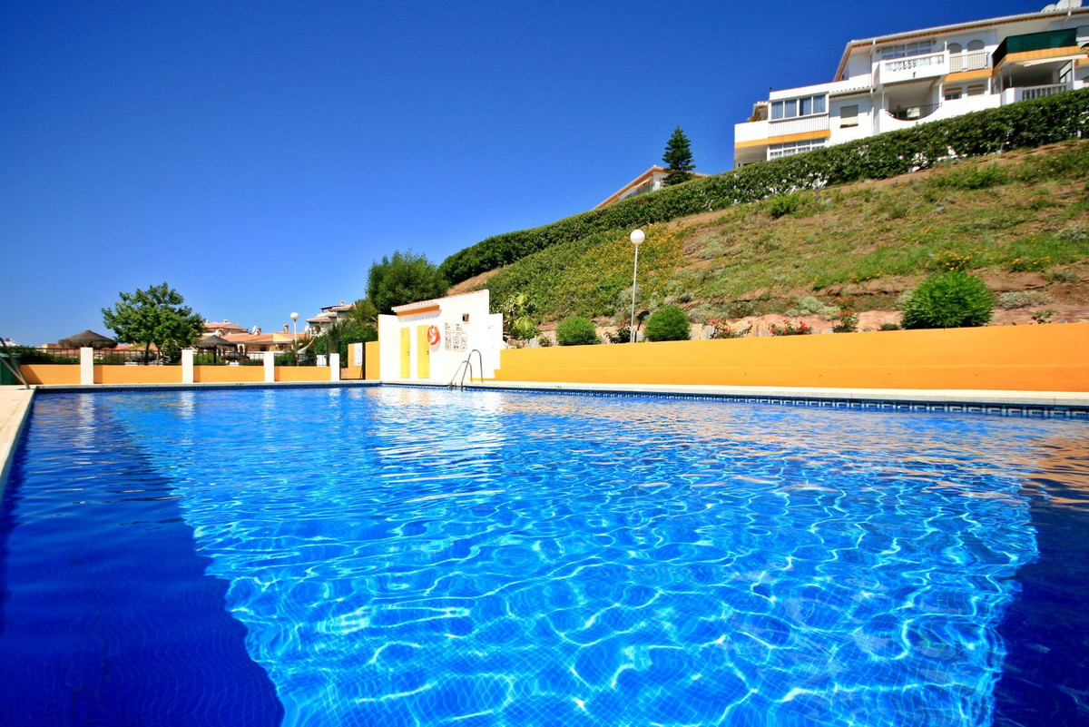 CHARMING apartment with fabulous sea views, located in a quiet residential area albeit witihin easy ,Spain