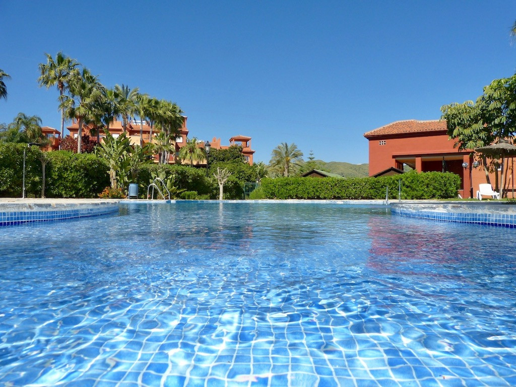 Fantastic 2 bedroom, 2 bathroom, west-facing Garden Apartment, in great condition. Fully furnished p, Spain