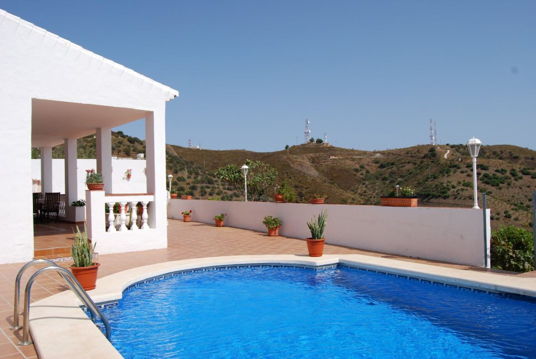 Cortijo with private pool and sea views  This cortijo with excellent access is located on only 5km f, Spain