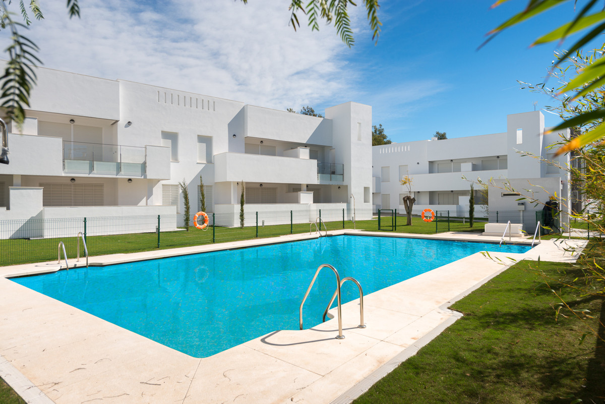 Description  new construction  2 bedroom apartment with garage and storage in Los Naranjos de Marbel, Spain