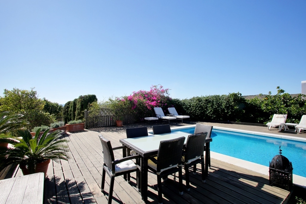 Recently renovated four bedroom south facing villa in Valle Romano, Estepona, with wonderful panoram,Spain