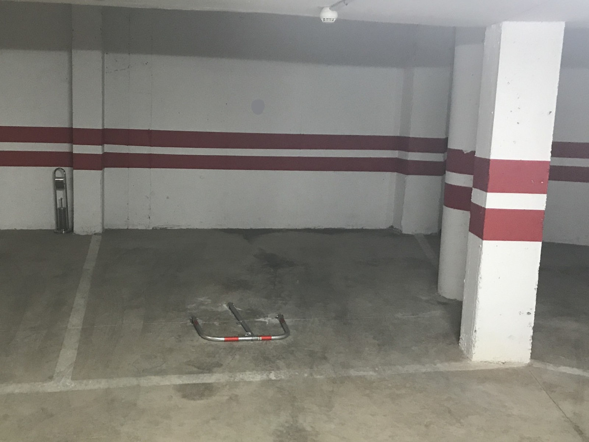 Large garage parking space located in Carvajal, in 2nd line., Spain