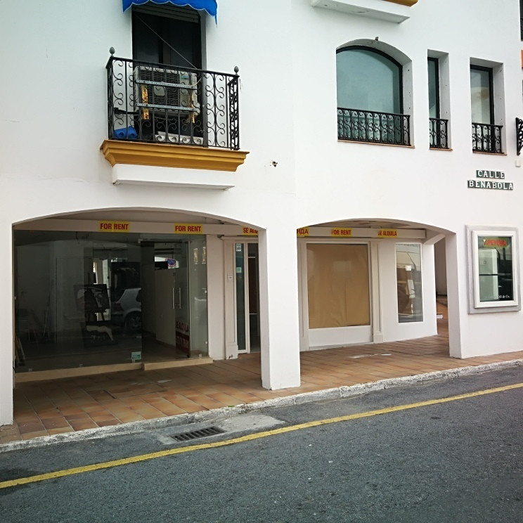 Commercial Premises in the heart of Puerto Banus Marina, walking distance to everything, second line, Spain