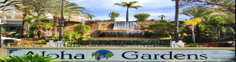PUERTO BANUS:  ALOHA GARDENS COMPLEX:   DUPLEX 2 LEVEL... 2 BED / 2 BATH + BIG SOLARIUM Middle Floor, Spain