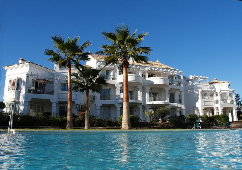 Amazing Apartment with two bedrooms and two bathrooms located in the area of Guadalmina Alta. Close , Spain