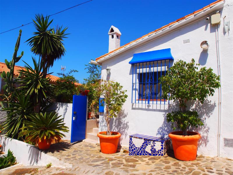 Beautiful rustic Finca in Rincon de la Victoria. This House consists of a living/dining room with di,Spain