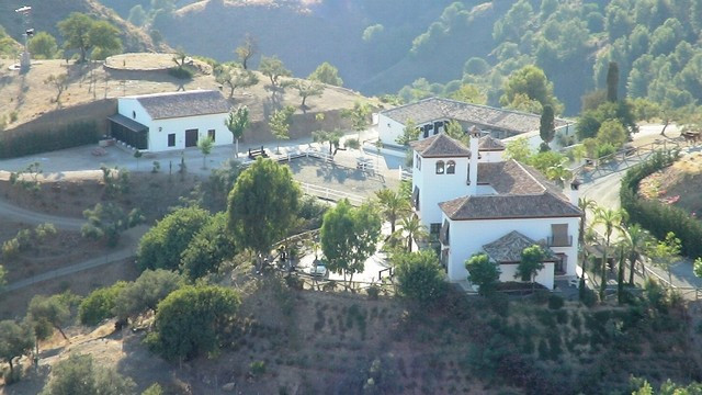 This one of a kind property is a Fantastic Luxury Finca, located in the heart of Malaga´s Natural Pa, Spain