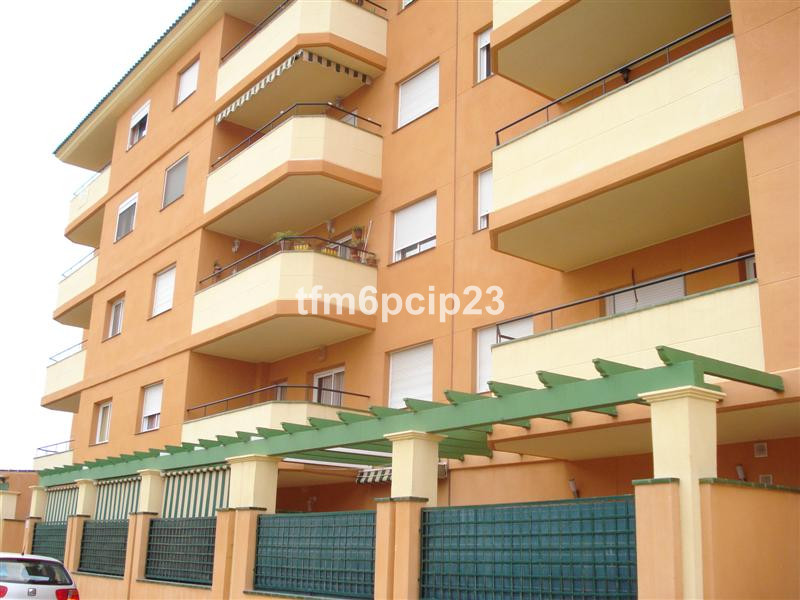 A lovely apartment in Sabinillas close to Mercadona,consisting of 2 beds and 2 baths. 5min walk to t, Spain