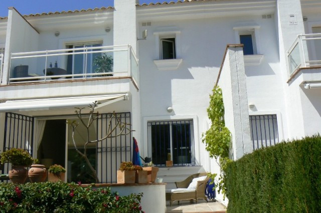 Excellent townhouse in Campo Mijas (Villa Bonita) with a magnificent view of the Mediterranean Sea, ,Spain