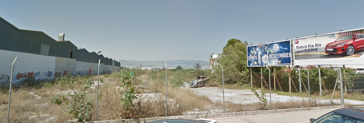 Industrial land of 4500m2, in one of the industrial estates with the best connections in Malaga, ver, Spain