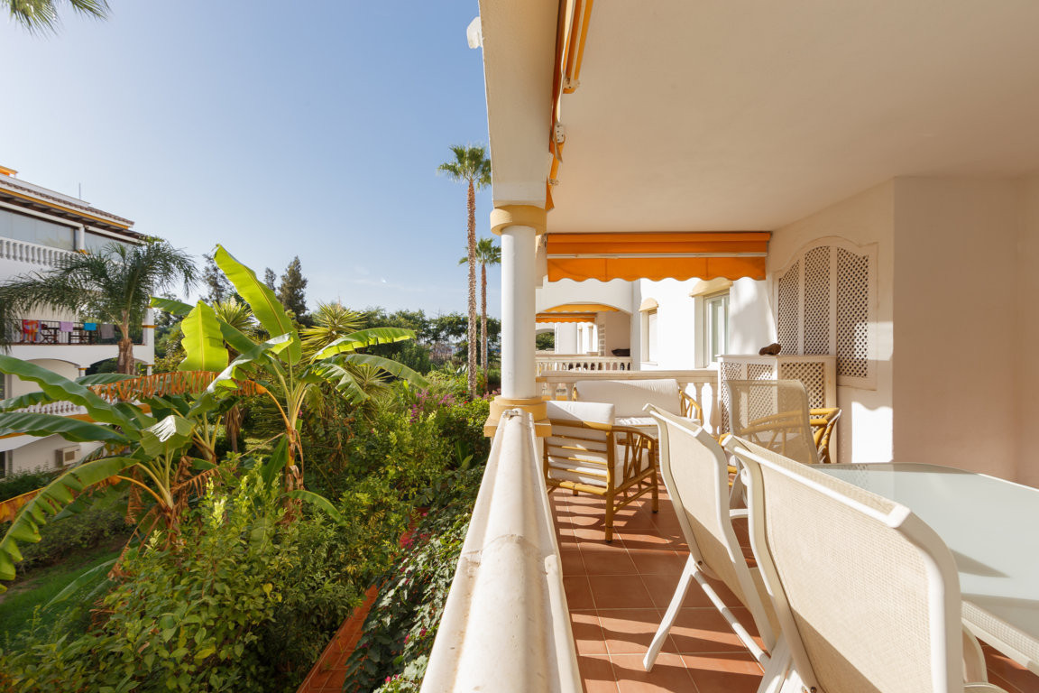A perfect holiday home investment, this attractive two-bedroom apartment for sale near Puerto Banus ,Spain