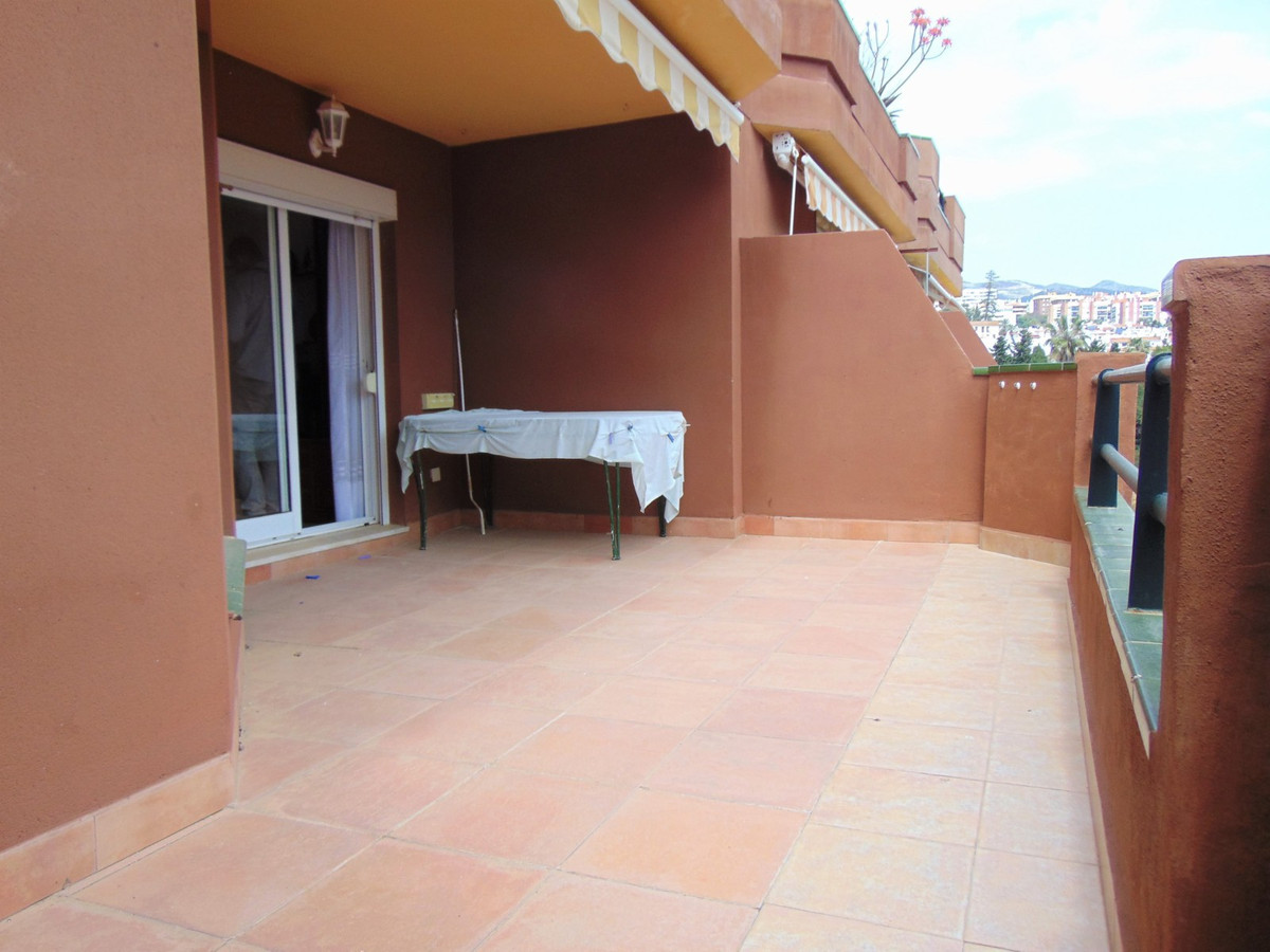 Superb 2 bed and 2 bath apartment with excellent sea views!   Located in Benalmadena Costa, just a s,Spain