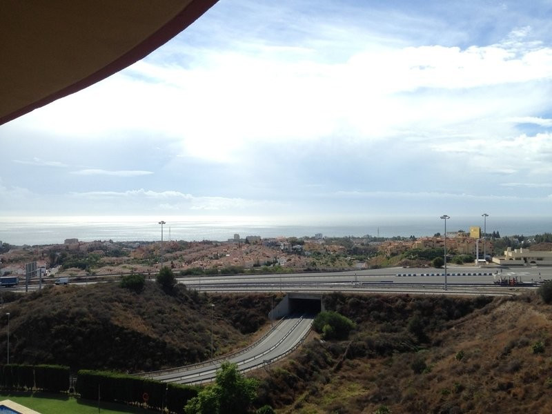Apartment in Riviera del Sol, in gated community with two swimming pools and playground that will ma,Spain