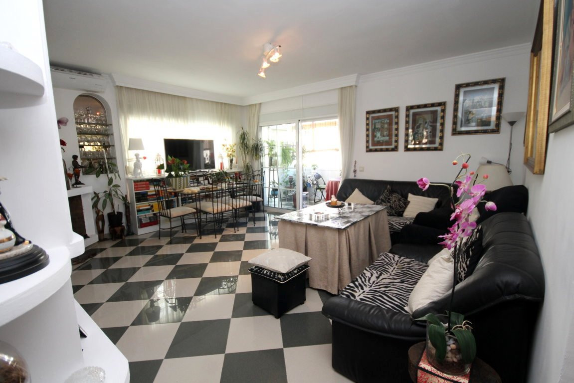 Two bedroom apartment in the centre of Marbella  This apartment enjoys an easterly orientation and i,Spain