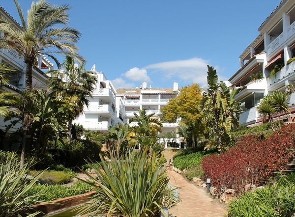 Superbly well appointed east facing first floor apartment in Las Canas Beach, one of the most sought,Spain
