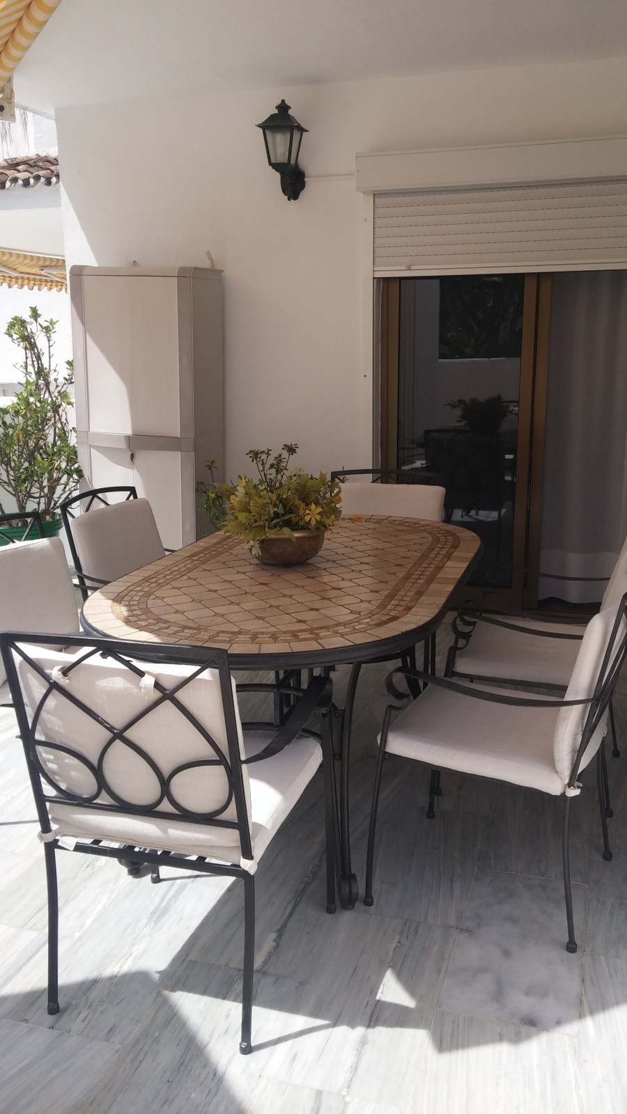 Apartment in urbanization Golden Beach, first floor, with southeast orientation (morning and mid aft,Spain