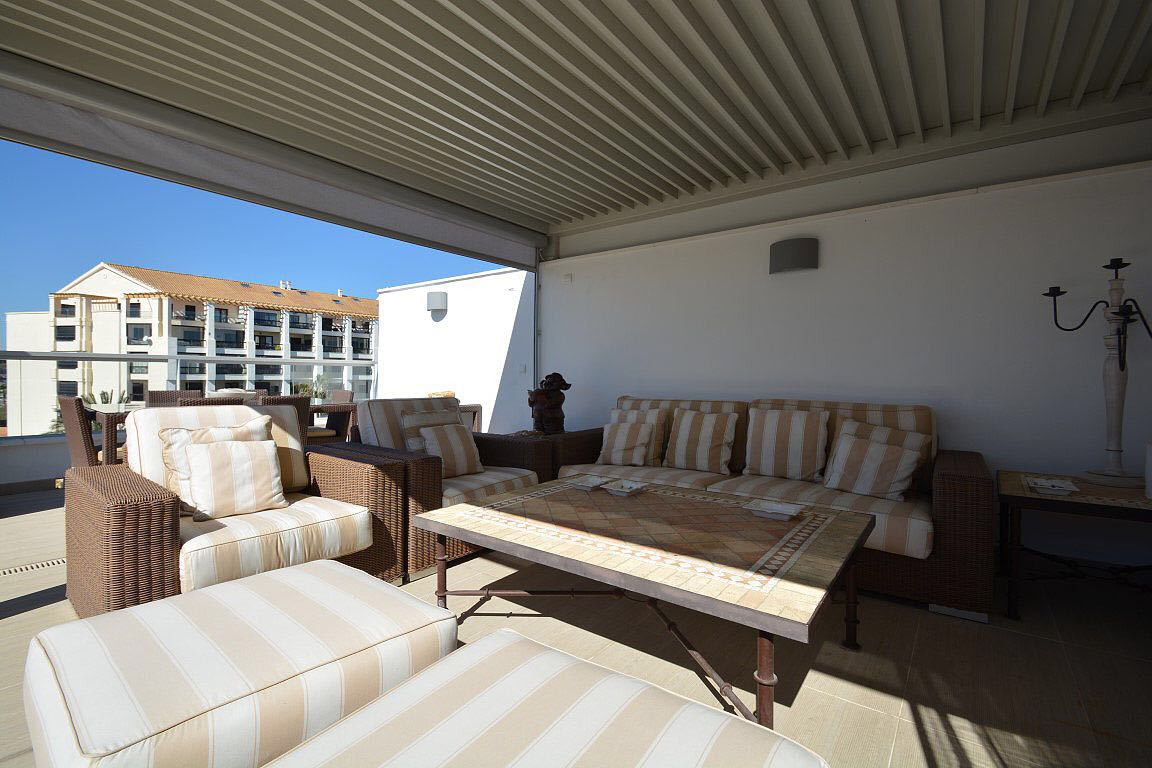 Exceptional and exclusive duplex penthouse in one of the best areas of the Costa del Sol. Orientatio, Spain