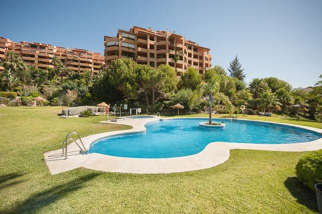 Ground Floor Apartment, Selwo, Costa del Sol. 2 Bedrooms, 2 Bathrooms, Built 100 m², Terrace 70 m². , Spain