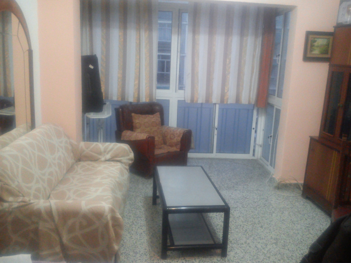Apartment very well located in the center of Malaga, close to shopping centers, the port of Malaga, , Spain