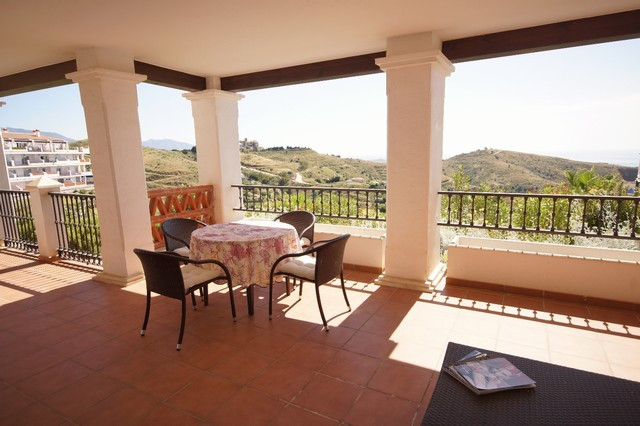 AN AMAZING PROPERTY WITH OUTSTANDING PANORAMICAL VIEWS ENJOYING FROM A LARGE RECTANGULAR TERRACE OF , Spain