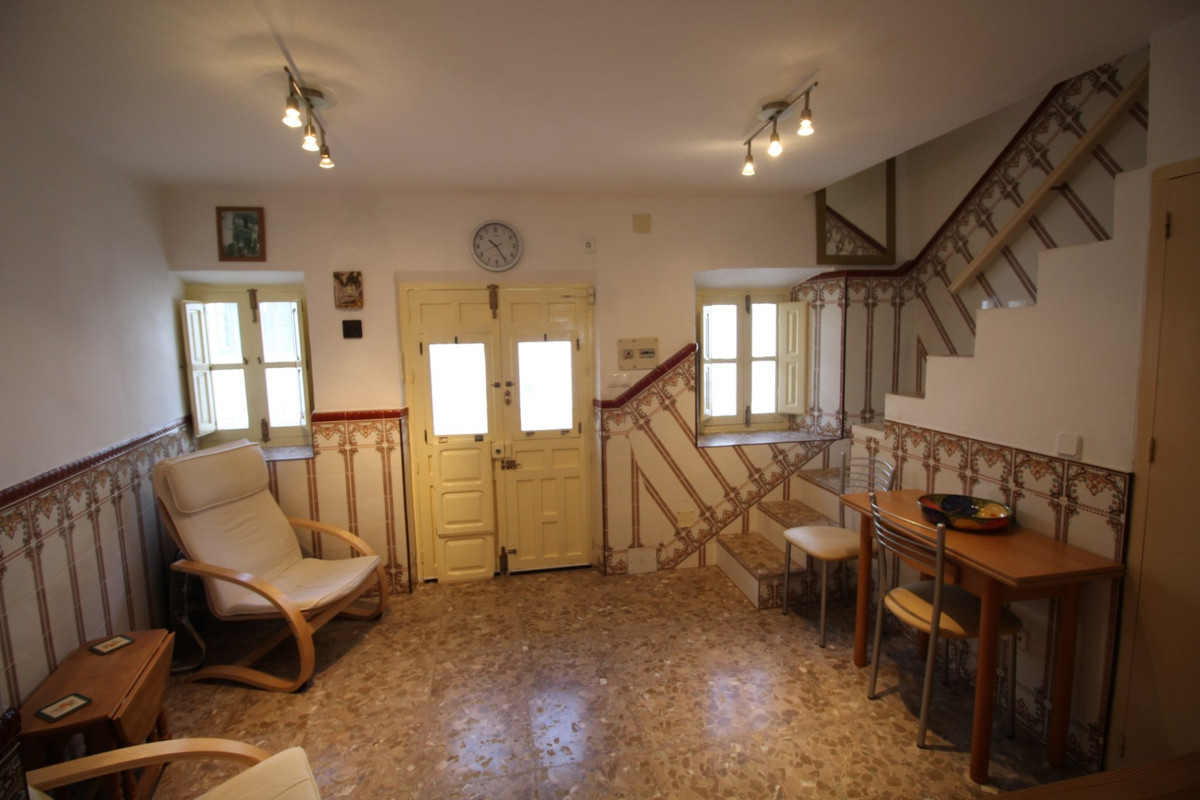 Renovated village house.  It is located in the village of Benamargosa. The House has a spacious livi, Spain