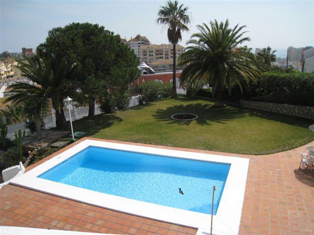 NICE VILLA LOCATED IN A QUIET URBANISATION OF BENALMADENA. IT CONSIST OF ONE FLOOR WITH 3 BEDROOMS, ,Spain