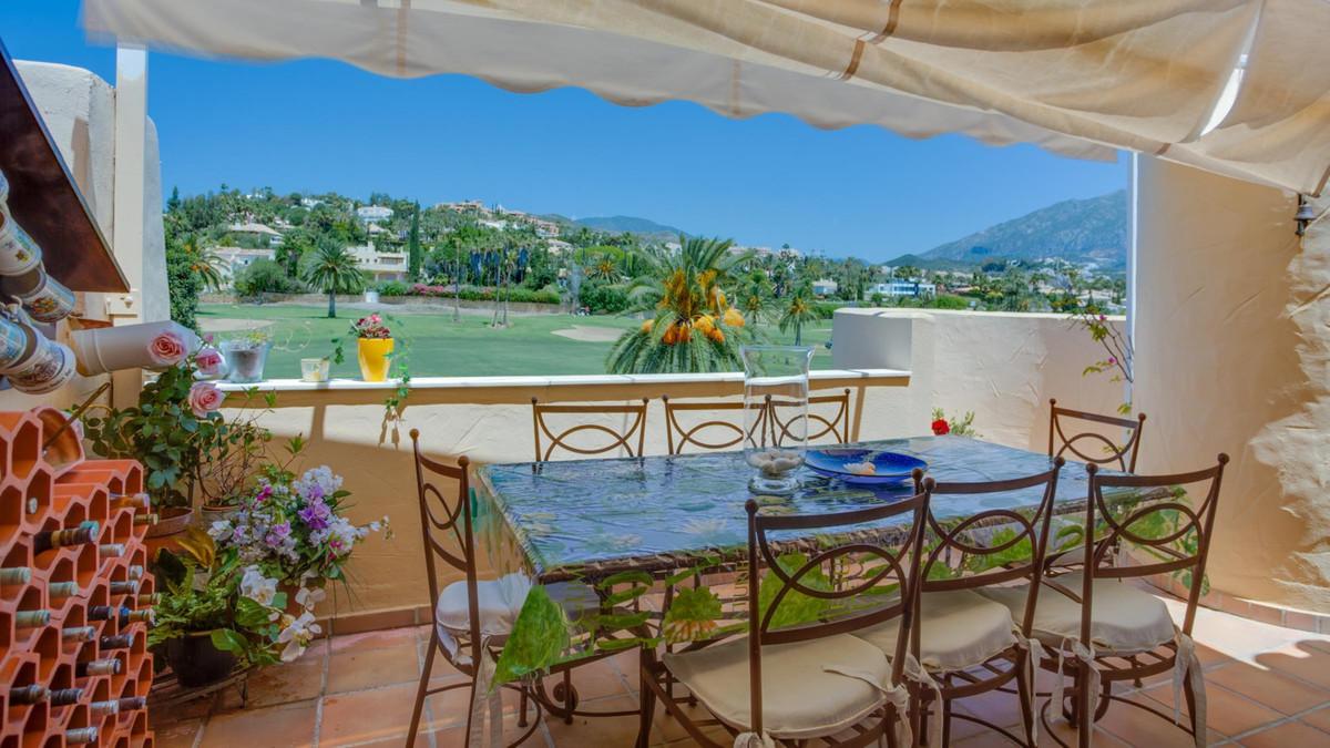 Nueva Andalucia is a prestigious golf urbanization just above Puerto Banus. The apartment complex is,Spain