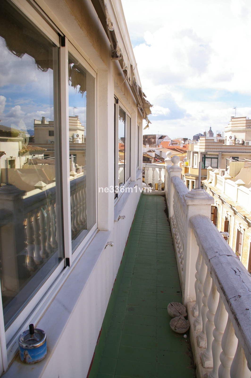 Great opportunity to have your apartment in the center of malaga, 79 m2 to convert this office into Spain