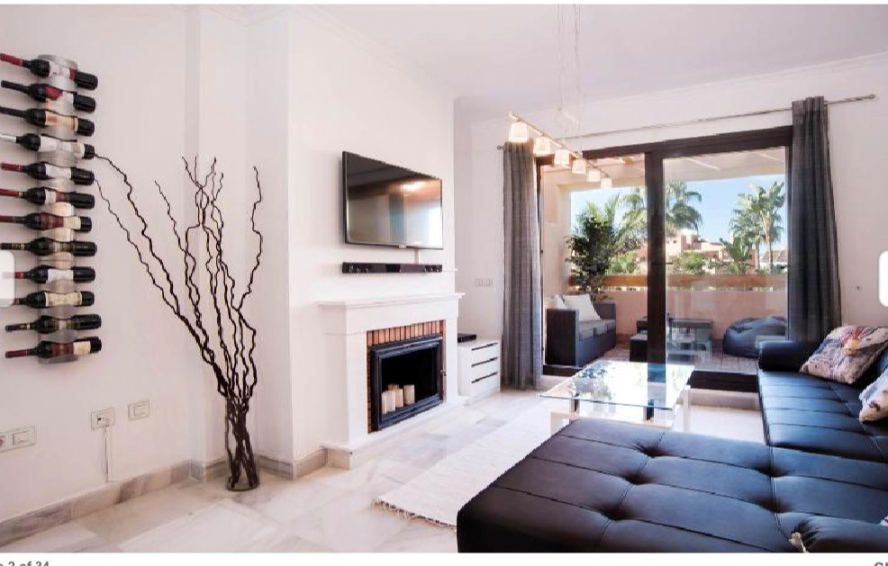 An excellent investment opportunity in Hacienda del Sol.  An established rental apartment with a pro Spain
