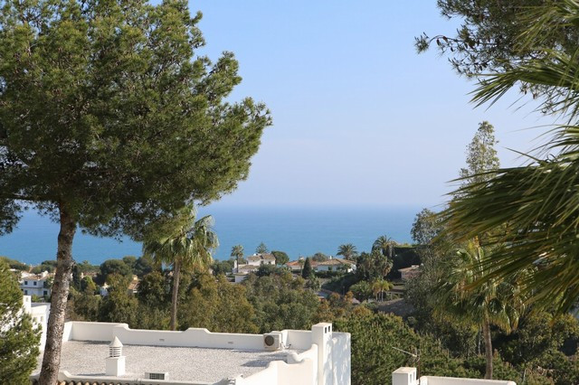 Two bedroom apartment with seaviews in a peaceful community. The apartment is bright and south facin, Spain
