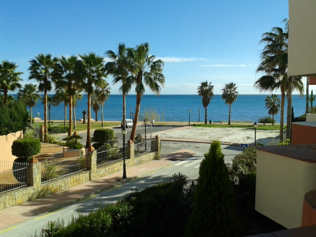 Front line beach townhouse  Townhouse, New Golden Mile, Costa del Sol. 3 Bedrooms, 3 Bathrooms, Buil,Spain