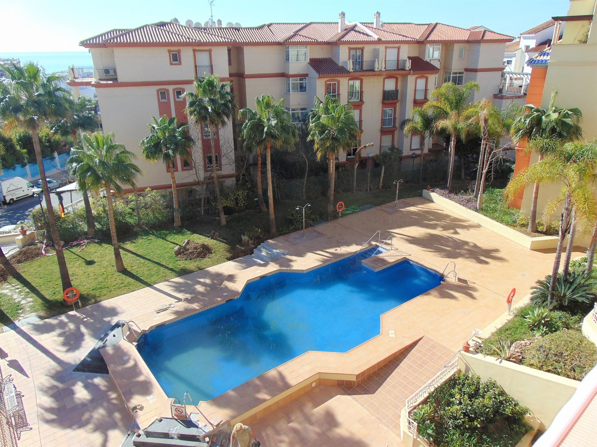 Spectacular apartment with great sea views located next to the Paloma Park and 600 meters from the b, Spain