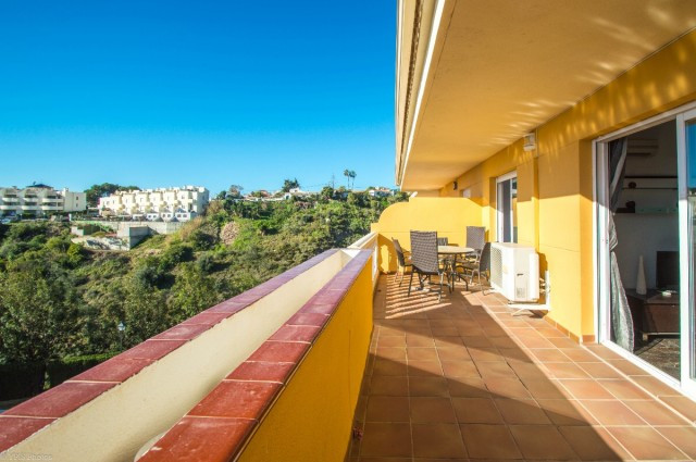 Immaculate apartment with sea views and green areas located a short distance from the train station , Spain