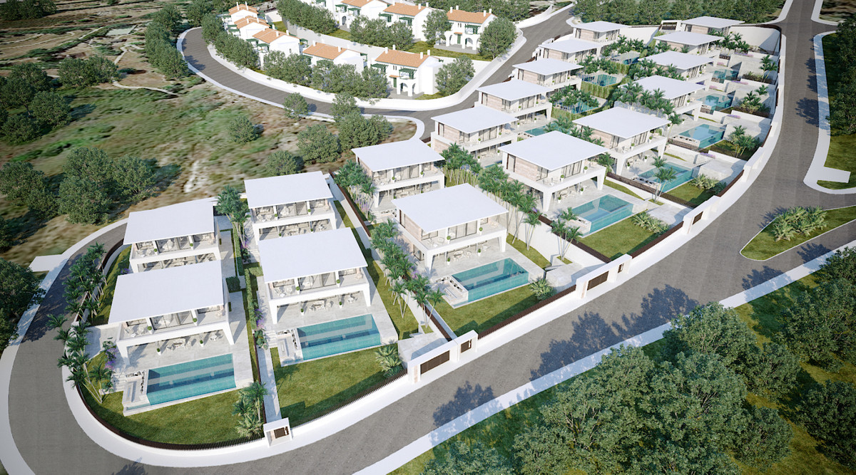 New Development: Prices from € 495,000 to € 625,000. [Beds: 3 - 3] [Baths: 3 - 4] [Built s, Spain
