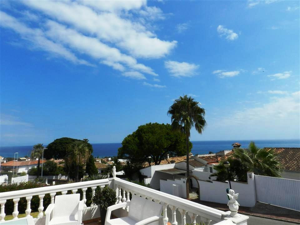In the sector of the Duchess, beautiful house, with panoramic view to the sea, 2 bedrooms, 1 bathroo, Spain