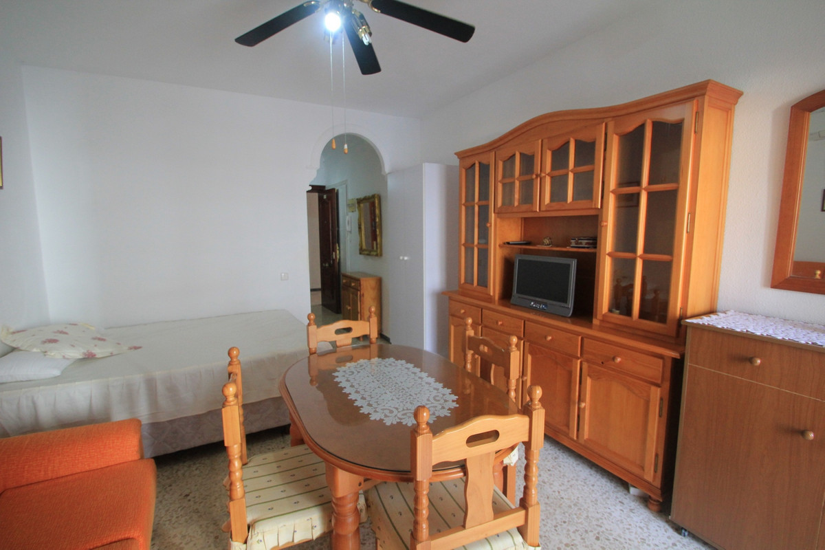 A lovely studio with some nice mountain views is located in the heart of Torremolinos, close to all , Spain