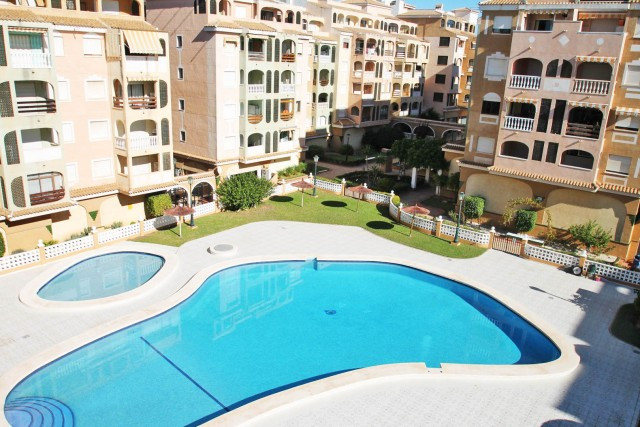 Nice and spacious apartment located near the center of Torrevieja, just a few minutes walk from the , Spain